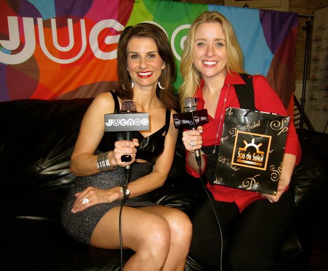 Lynn Maggio, Karolyn Hart, Spa De Soleil Mobile Gifting