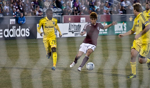 Rapids vs. Crew 2012 Kosuke Kimura by CE's Photography