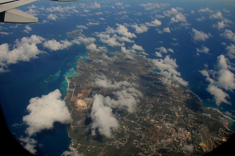 Over Anguilla