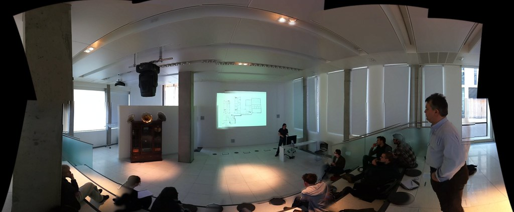 Critical Collision seminar