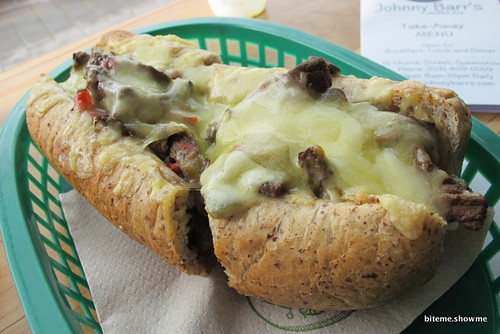 Johnny Barr's - Philly Cheesesteak