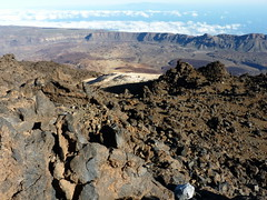 Tenerife - Mount Teide in the Winter