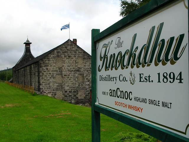 Knockdhu / AnCnoc distillery