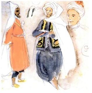 la garde du Sultan
