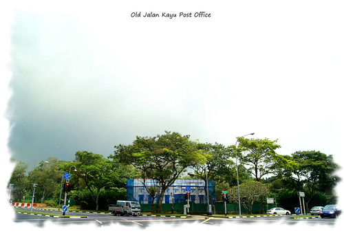 Old Jalan Kayu Post Office