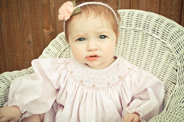 Hannah Joy 9 Months