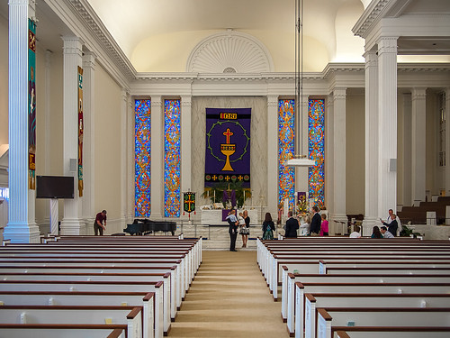 First United Methodist Sanctuary