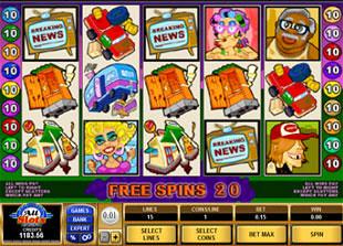 Twister Slot Machine