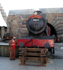 Universal Orlando - Islands of Adventure - Wizarding World of Harry Potter - Hogwarts Express