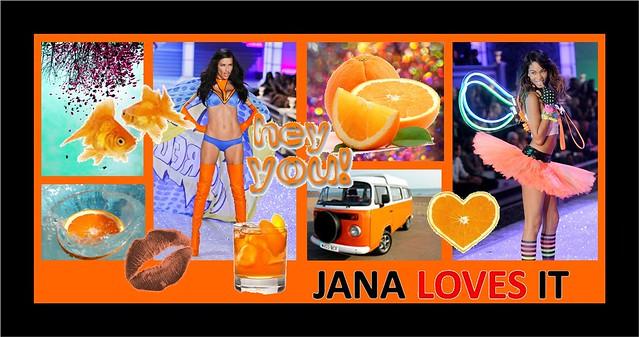 Naranja - Presentacion