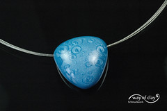 "pendant ""water drops"""