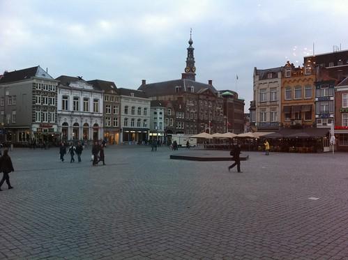 Den Bosch city center