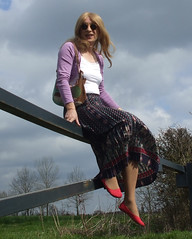 cant decide -  am sitting on the fence