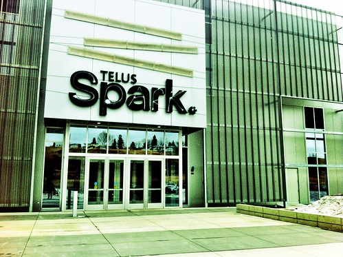 Kids In Calgary: Telus Spark