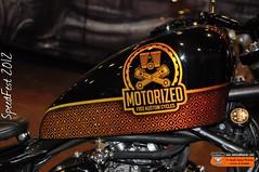 SpeedFest 2012: Depósito Harley-Davidson Sportster