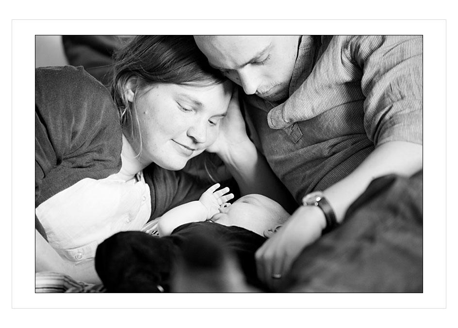 Familie portræt @ Kristina Daley