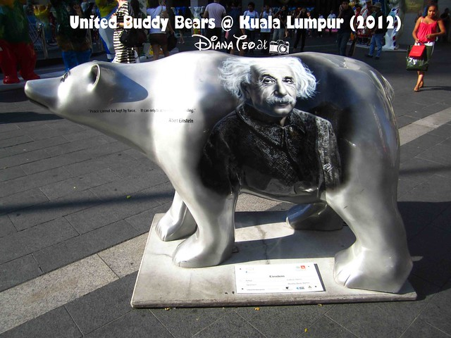 United Buddy Bears @ KL 11