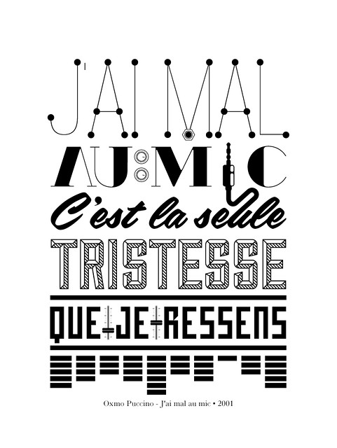 Type lyriciste N6 by Creativ7