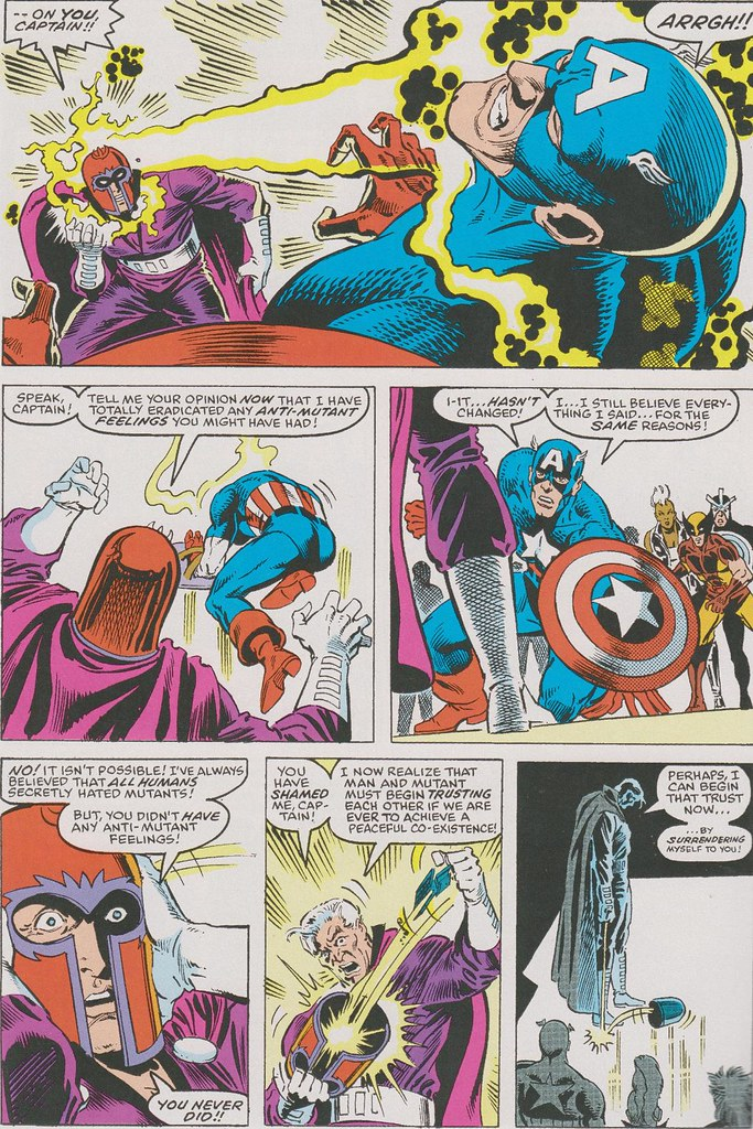 x-men vs avengers #4