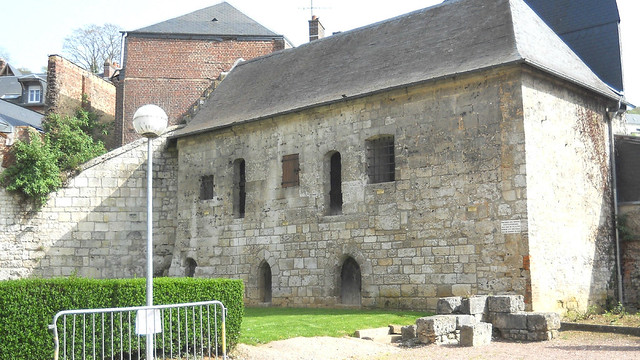 201b Les anciennes prisons