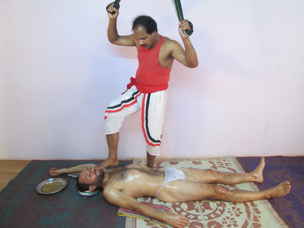 Kalaripayattu Training Course India Ayurveda Yoga Retreat