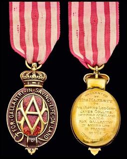 Lance-Corporal-James-Collins Albert medal
