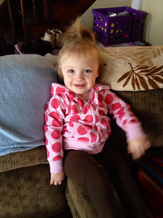 McKenna is growing so fast!