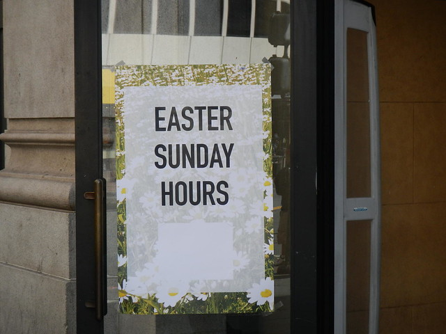Easter Sunday Hours
