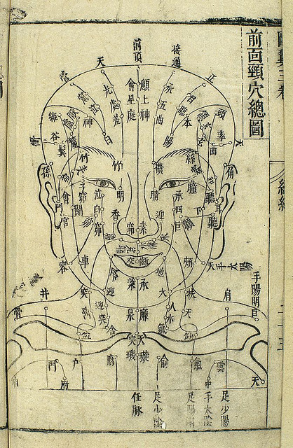 Merians have been studies as part of traditional Chinese medicine for thousands of years.From subtleenergysciences.net