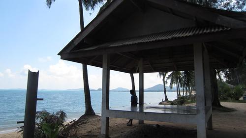 Koh Samui Lomprayah Pier & Wat Napalarn サムイ島ロンプラヤピア周辺 (3)