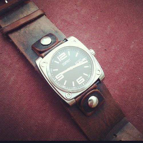 esprit men's watch