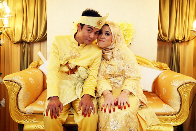 dura + aiman // the wedding