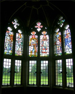 Castle Stained Glass