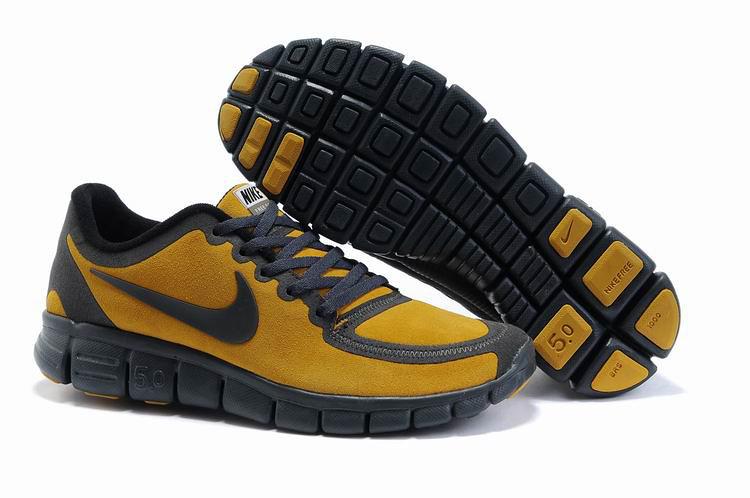 info for fc718 dc4c9 ... Nike Free 5.0 v4 Men Yellow Black,www.nikerunsfree.com   by www