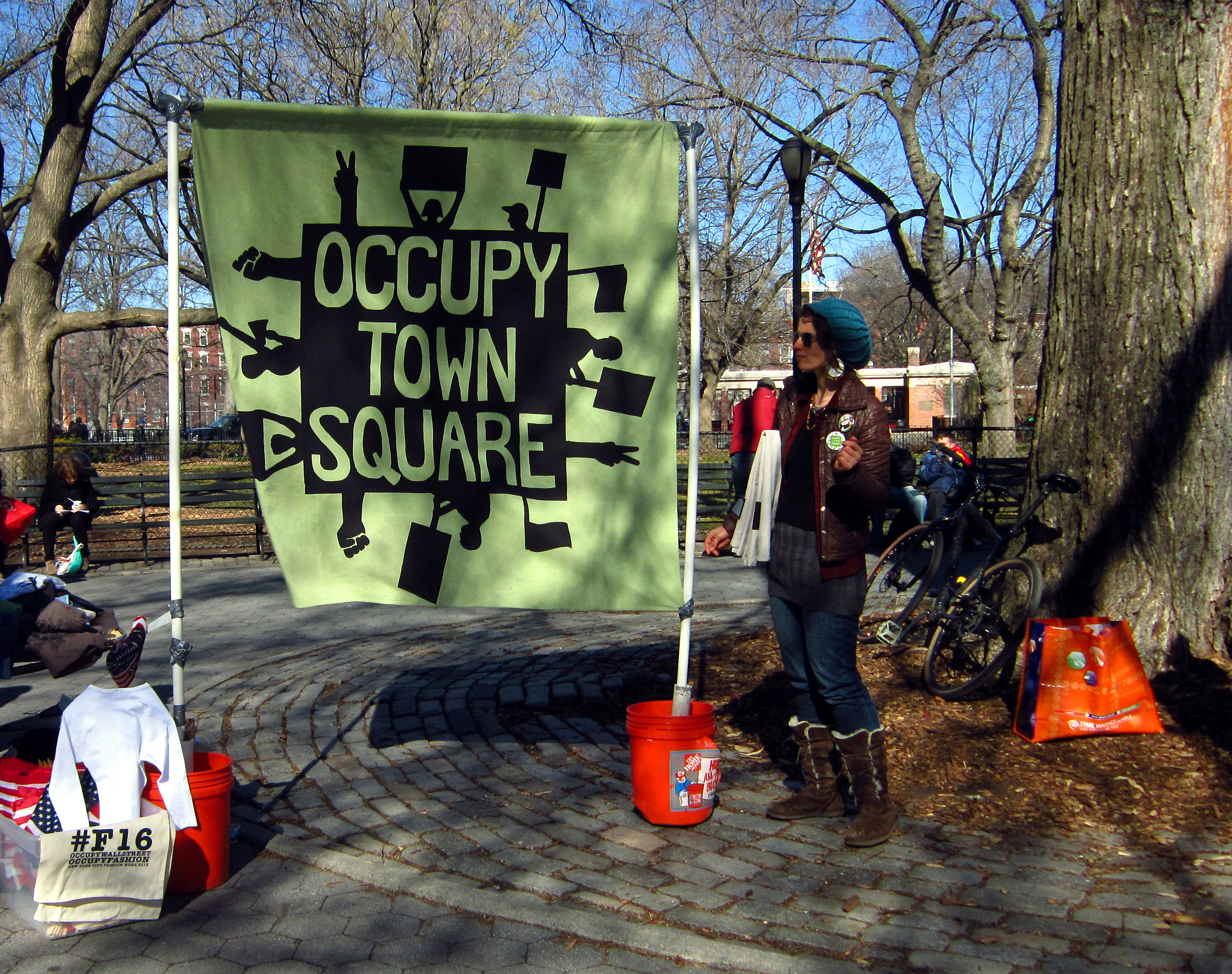 Occupy Town Square