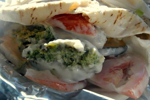 Beyond Pita - falafel