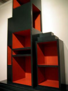 Deco Skyscraper Bookcase IMG_3438a