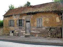 Saint-Riquier (façade en péril) 4439