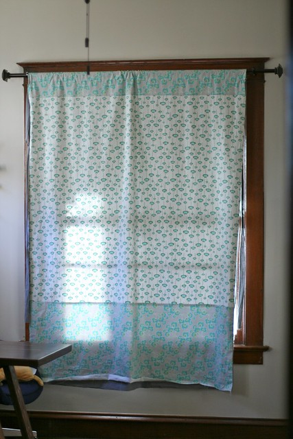 Handmade Window Curtain