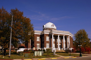 Dyer County Courthouse (Alt view) - Dyersburg, TN