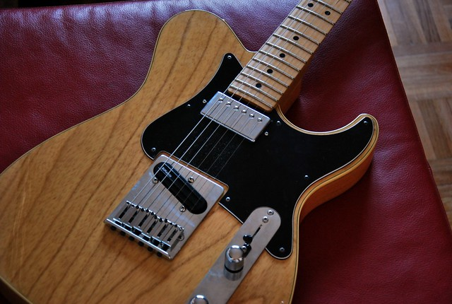 Yamaha Pacifica S Telecaster