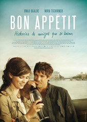 Bon apetit cartel película