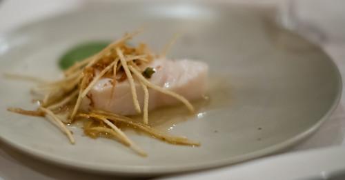 Cod Grilled Leek & Potato