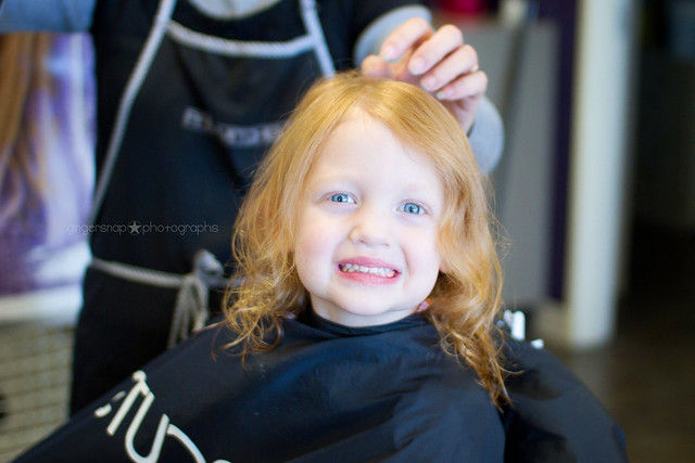 sawyer's first haircut7