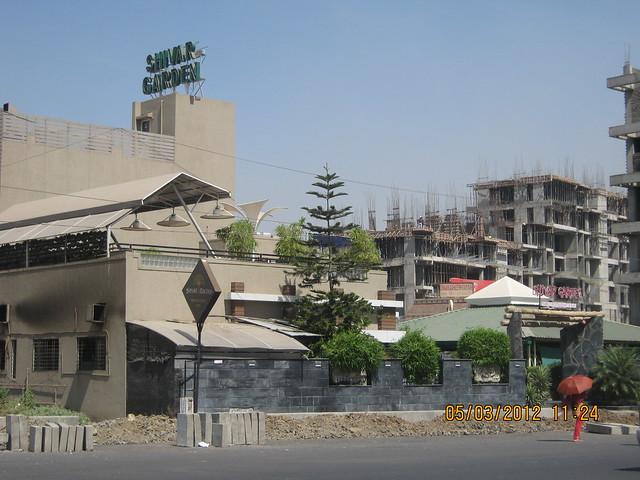 Shivar Garden on Rahatani Road & Suhas Mantri Constructions' Mystica 3 BHK Flats at Rahatani, Pune 411017