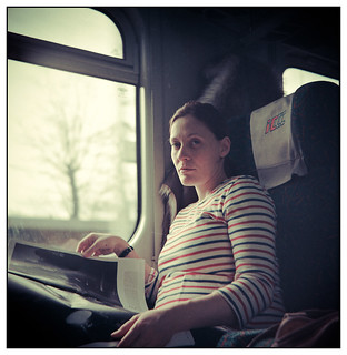 Girl Pregnant In Train