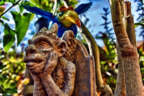 I Dream Of Dodo Birds And Gargoyles by hbmike2000