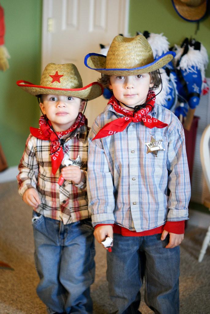 Cowboy guests