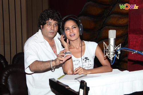 Anand Balraj And Veena Malik