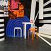 Cafeteria of the Palazzo delle Exposizioni della Biennale (Italian Pavilion)